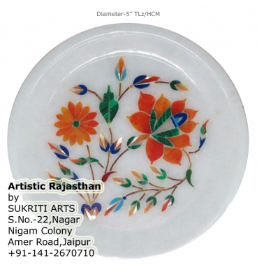 Decorative Round Plates